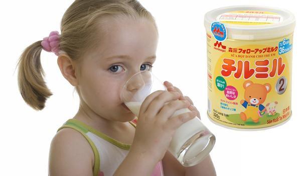 Sữa Morinaga số 2 bổ sung dưỡng chất, tăng cường hệ miễn dịch cho bé phát triển khỏe mạnh