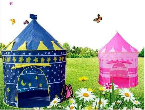 Lều công chúa thích hợp cho những chuyến picnic dã ngoại