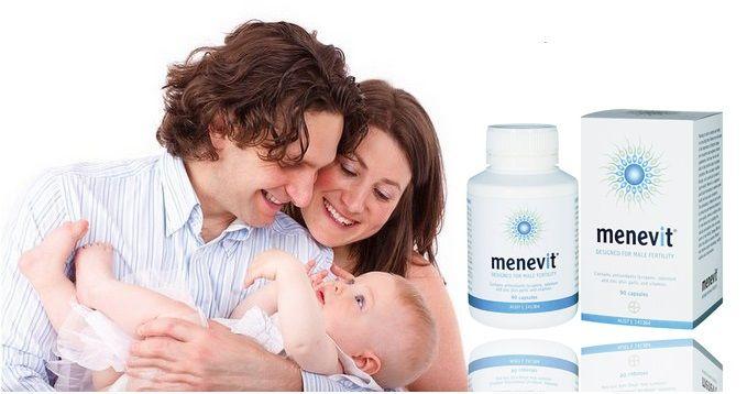 Viên uống Menevit, bí quyết cho nam giới khỏe mạnh