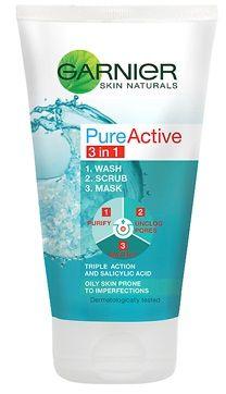 Sữa rửa mặt Garnier Hautklar cho một làn da tươi sạch và duy trì chăm sóc đặc biệt