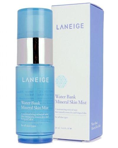 Xịt khoáng Laneige Water Bank Mineral Skin Mist là một trong những loại sản phẩm chăm sóc da