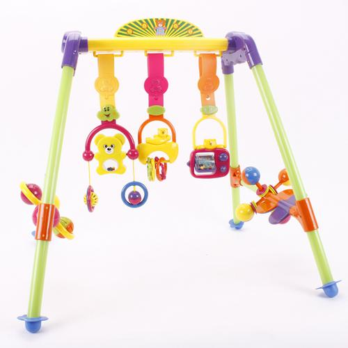 Kệ chữ A 889A treo đồ chơi cho bé