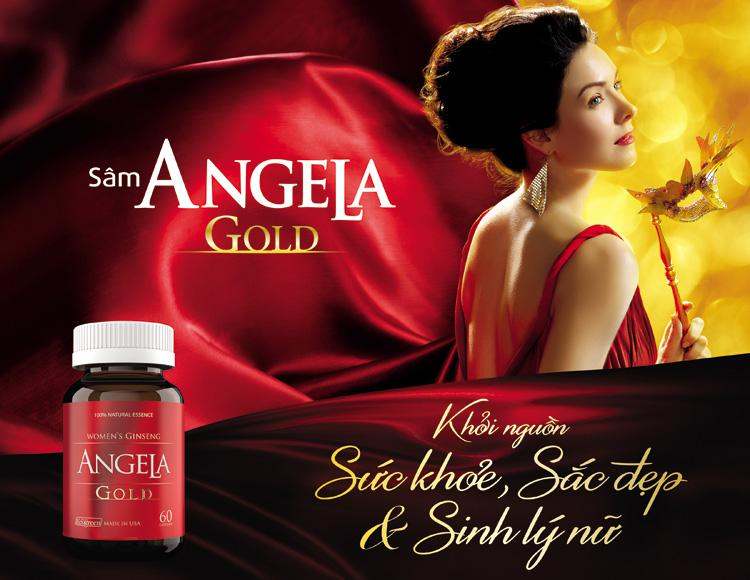 Thuốc sâm Angela Gold có nguồn gốc 100% từ thiên nhiên