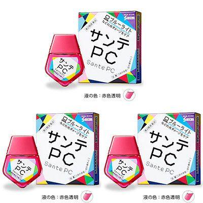 Thuốc nhỏ mắt Nhật Bản Santen PC giúp mắt bạn sáng, khỏe.
