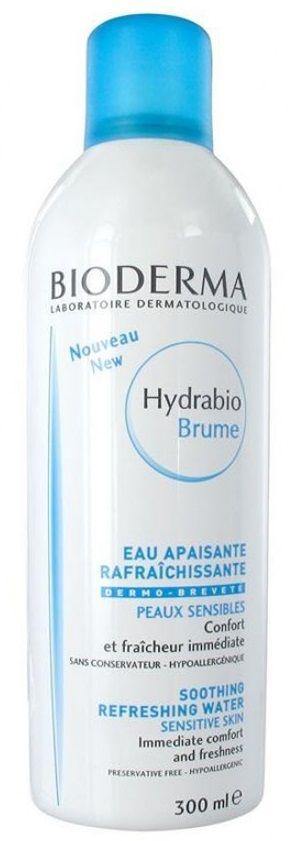 Xịt khoáng Bioderma không chứa hương thơm, không chất bảo quản & không gây mụn