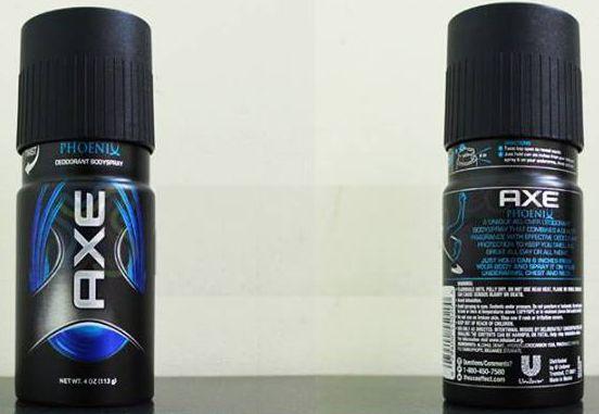 Xịt khử mùi Axe Phoenix khá nam tính, cho cảm giác cực kì sang trọng và hiện đại