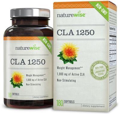 CLA 1250 viên uống giảm cân an toàn, hiệu quả