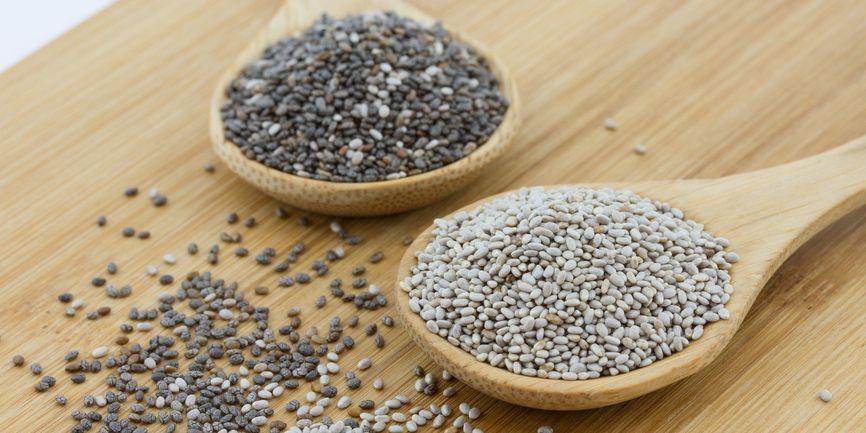 Hạt Chia có giá trị dinh dưỡng cao về mọi mặt giúp bảo vệ sức khỏe, chăm sóc sắc đẹp và phòng ngừa nhiều bệnh cho con người