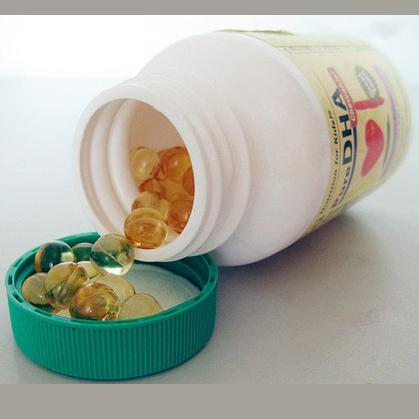ChildLife Pure DHA dạng viên mềm có thể uống hoặc nhai