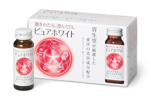 Collagen Shiseido Pure white Nhật Bản dạng nước, làm đẹp, Giá tốt