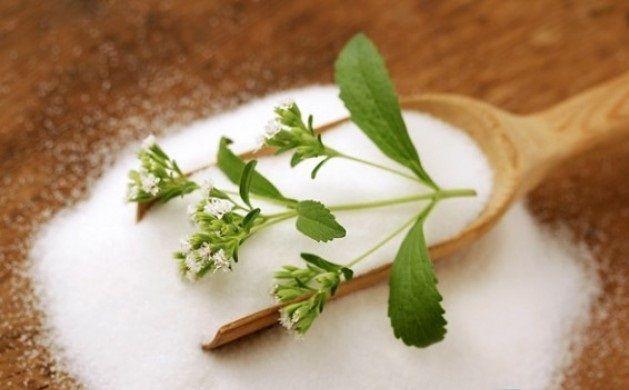 Đường Hermesetas Stevia có vị ngọt tự nhiên được chiết xuất từ lá cây Stevia
