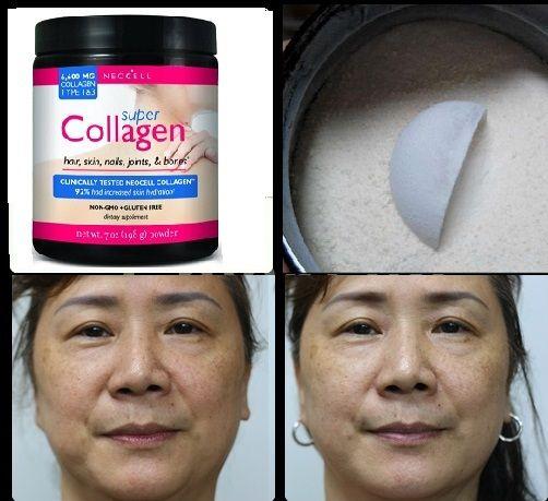 Supper collagen Neocell dạng bột bổ sung hàm lượng collagen giúp làm đẹp da