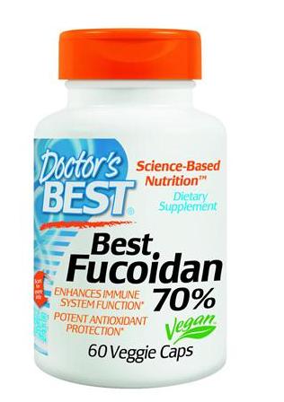 Viên uống Doctor's Best Fucoidan