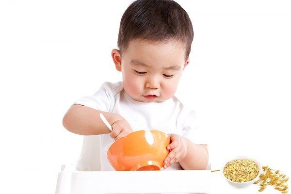 Bột yến mạch Quaker nguyên chất giúp trẻ khỏe mạnh, khôn lớn