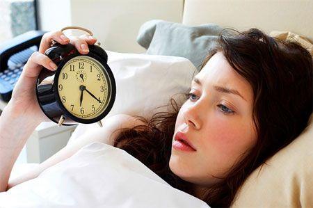 Các triệu chứng của bệnh mất ngủ
