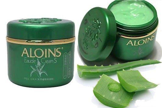 Kem dưỡng trắng toàn thân Aloins Eaude Cream S