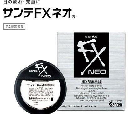 Thuốc nhỏ mắt Nhật Sante Neo FX 12ml