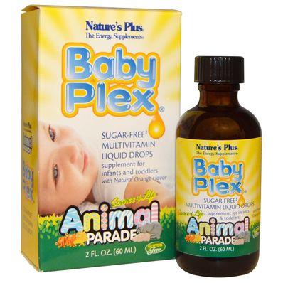 Vitamin tổng hợp Baby Plex cho bé