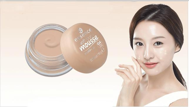Phấn tươi Đức Essence Soft Touch Mousse màu 04 chính Hãng Đức, Giá tốt