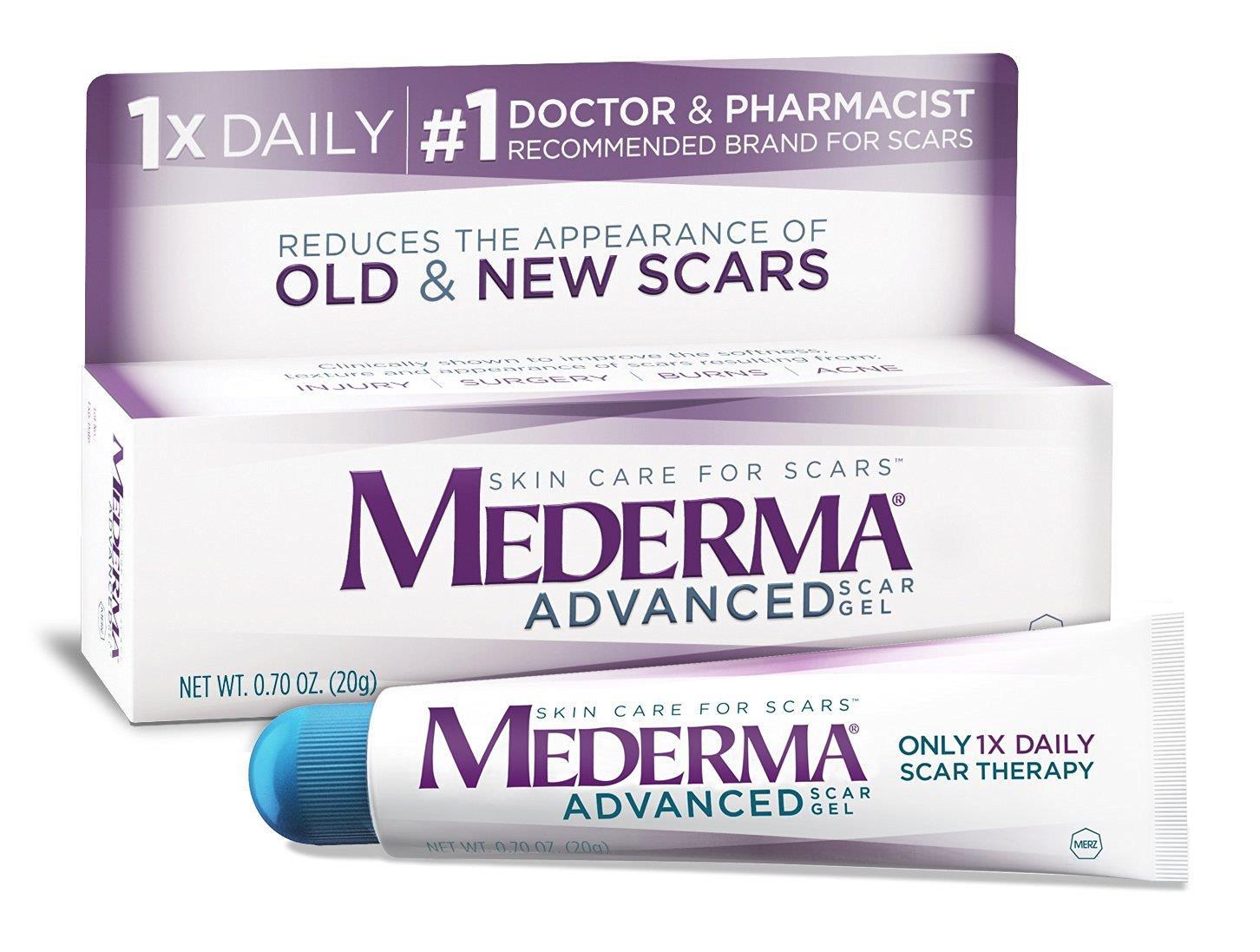 Kem trị sẹo Mederma advanced của Mỹ 20g