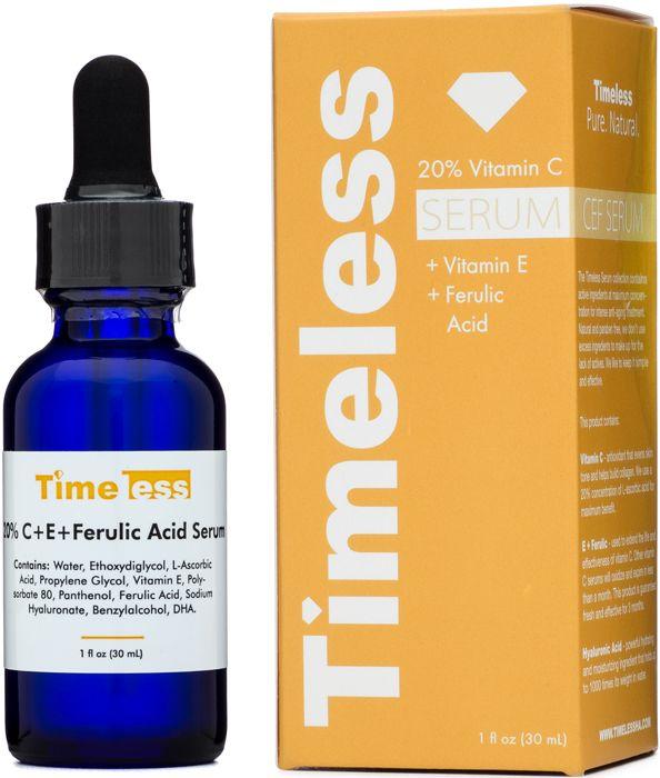 Serum Timeless 20% Vitamin CEF làm sáng, đều màu da