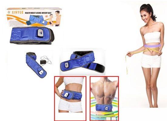 Đai massage X5 có 3 chế độ rung khác nhau giúp giảm nhanh mỡ thừa trên các vùng như: bụng, eo, đùi, mông, bắp tay...