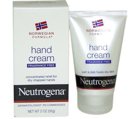 Kem dưỡng tay Neutrogena hand Cream cho da bị khô, á sừng