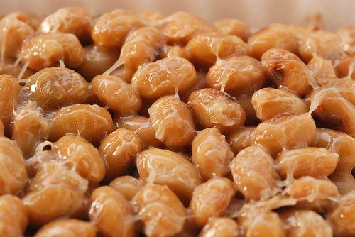 Loại đậu lên men có chứa Nattokinase