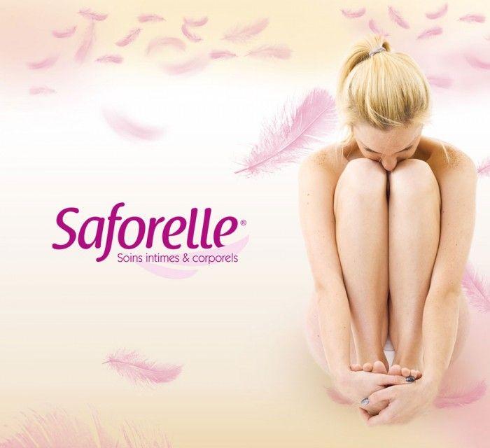 Dung dịch vệ sinh phụ nữ Saforelle mang lại cảm giác dịu nhẹ, thơm mát, dễ chịu