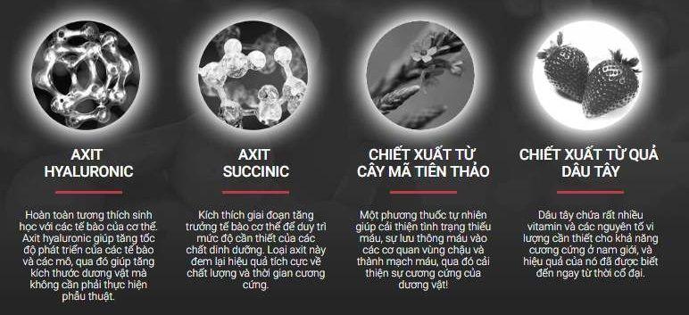 Titan Gel tăng cường sinh lý phái mạnh 3