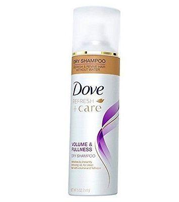 Dầu gội khô Dove Refresh Care gội đầu nhanh, không tốn nước