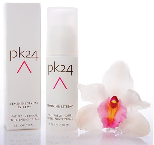 Kem bôi se khít và săn chắc âm đạo cho phụ nữ PK24 của Mỹ