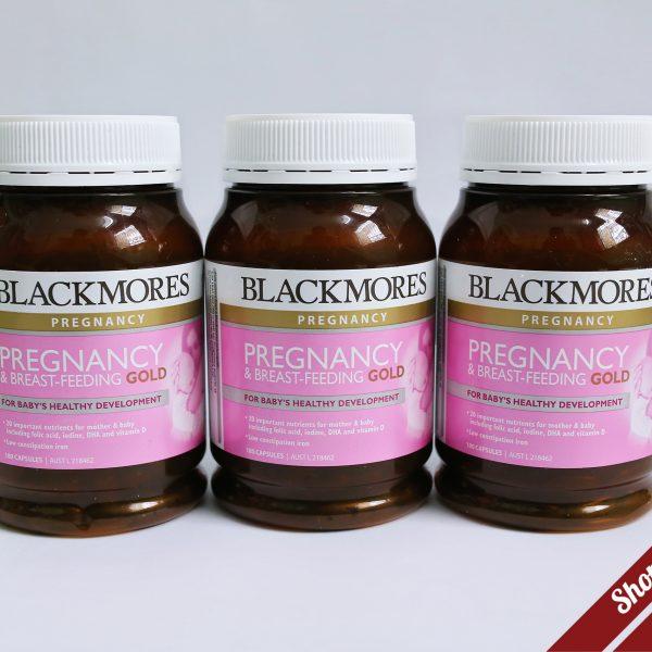 Vitamin tổng hợp Blackmores cho bà bầu