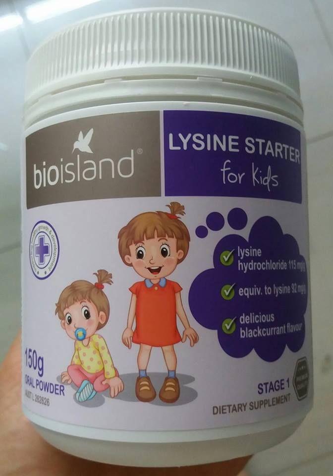 Bột tăng cân, tăng chiều cao Bio Island cho bé dưới 6 tuổi