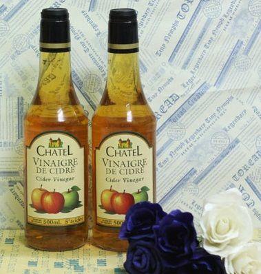 Giấm táo có nhiều công dụng trong việc làm đẹp, chăm sóc da