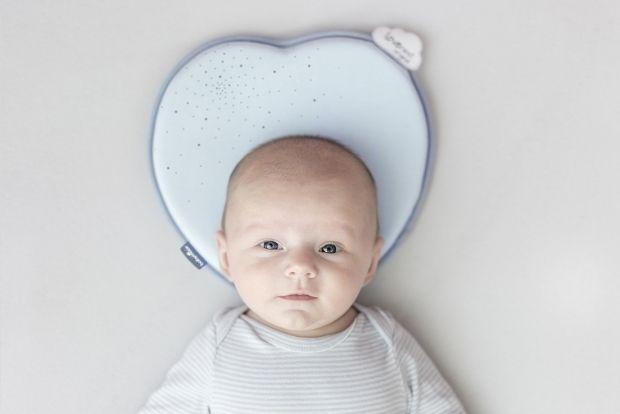 Gối chống bẹp đầu Babymoov cho trẻ sơ sinh