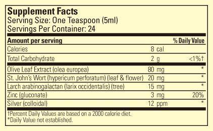 Thành phần Vitamin ChildLife First Defense