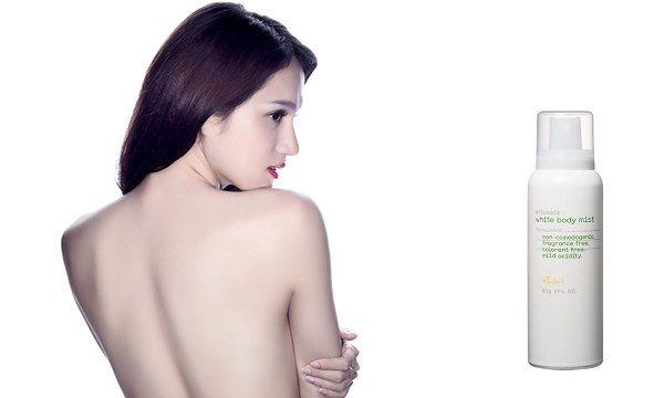 Xịt trị mụn lưng Ettusais white body mist Nhật Bản không chỉ có công dụng diệt mụn trứng cá, kháng khuẩn hiệu quả mà còn giúp dưỡng da, làm trắng da vùng lưng