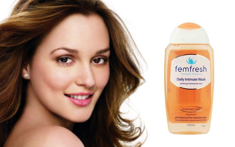 Dung dịch vệ sinh Femfresh Daily Intimate Wash nhẹ nhàng làm sạch và khử mùi hiệu quả