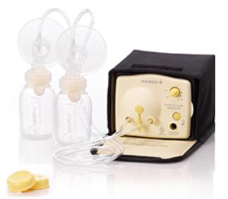 Máy hút sữa Medela Pump In Style Advanced rút gọn, tiện lợi, an toàn