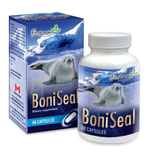 BoniSeal hỗ trợ tăng cường sinh lý nam giới