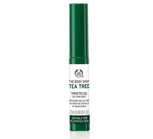 Gel trị thâm mụn Tea Tree Blemish The Body Shop