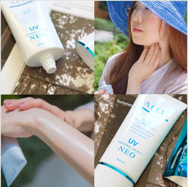 Kem chống nắng Kanebo còn bổ sung dưỡng ẩm tốt cho da, hạn chế hình thành các vết nám, tàn nhàng