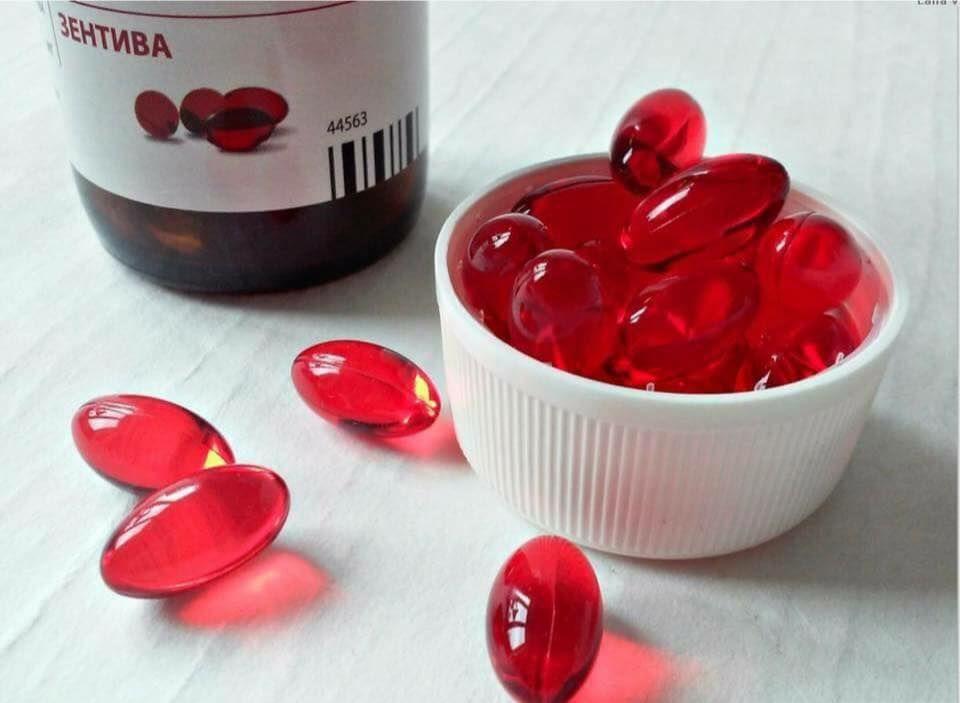 Vitamin E Zentiva chiết xuất hoàn toàn từ tự nhiên có tác dụng rất tốt trong việc chăm sóc sức khỏe và làm đẹp.