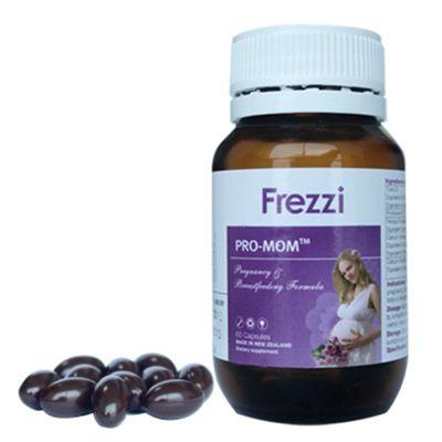 Frezzi Pro-Mom - Bổ sung vitamin, khoáng chất cho bà bầu