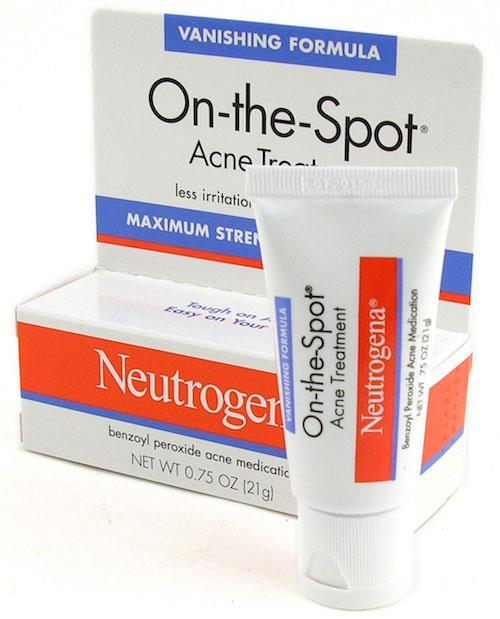 Kem hỗ trợ cải thiện mụn Neutrogena On The Spot của Mỹ