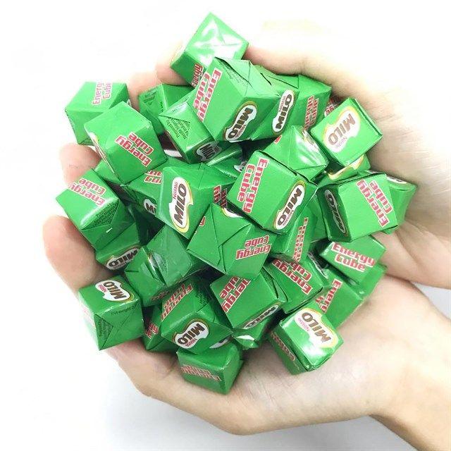 Milo dạng viên Energy cube Thái Lan