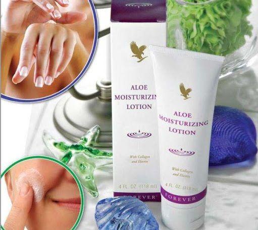 Aloe Moisturizing Lotion dưỡng ẩm cho da luôn mềm mại