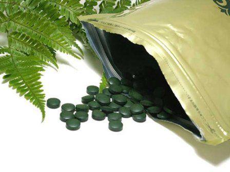 Tảo xoắn Spirulina Algae 100% với hàm lượng vitamin, dinh dưỡng dồi dào chiếm tới 70% protein, giúp bổ sung dưỡng chất, vitamin thiết yếu nhất cho cơ thể