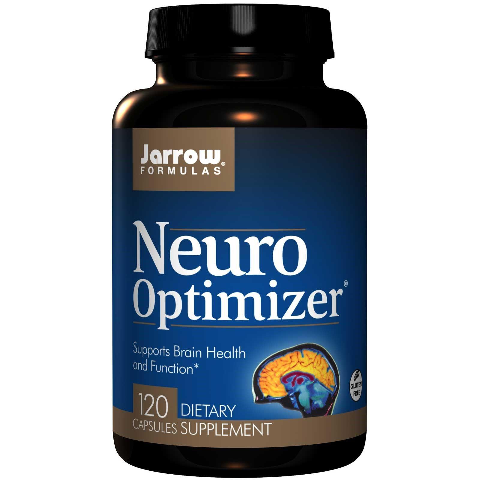 Viên bổ não tăng cường trí nhớ Neuro Optimizer Jarrow của Mỹ